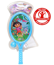 Dora The Explorer Racket Set Small