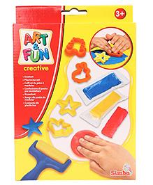Simba Art & Fun Dough Set - Multi Color