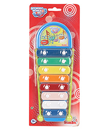 Simba My Music World Xylophone - Multi Color