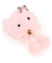 Treasure Trove Cute Hair Clip - Baby Pink