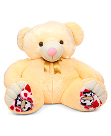 Liviya Teddy Bear Soft Toy Cream - Height 61 Cm