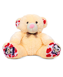 Liviya Teddy Bear Cream  - Height 43 Cm