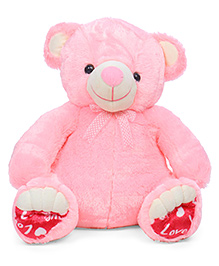Liviya Teddy Bear Soft Toy Pink - Height 54 Cm