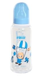 Farlin Slim Waisted Feeding Bottle - 300 Ml (Color May Vary)