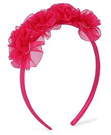 Stol'n Designer Hair Band - Dark Pink