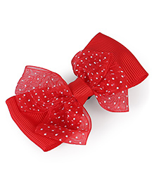 Stol'n Clip With Stylish Bow (Colour May Vary)