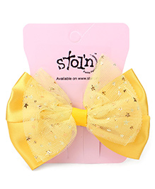 Stol'n Satin Hair Clip Star Design (Colour May Vary)