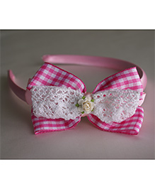 Little Dress Lil Bo-Peep Hairband - Pink