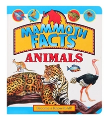 Mamoth Facts - Animals