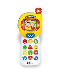 Toyhouse Mobile Toy With Music And Light - Multicolor