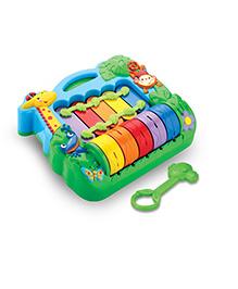 Toyhouse Rainbow Piano - Multi Color