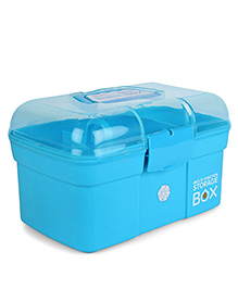 Multipurpose Storage Box With Handle - Blue