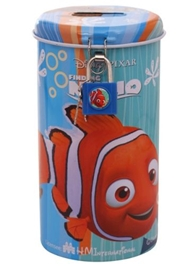 Nemo - Cylindrical Coin Bank