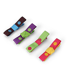 Funkrafts Butterfly Clips Combo - Multicolor