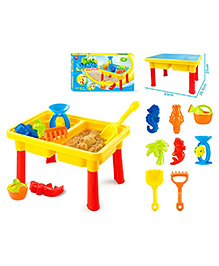 Toys Bhoomi Beach Sand & Water Play Table - Yellow
