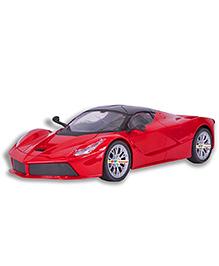Toys Bhoomi Ultra Modern Ferrari Remote Controlled Car - Red