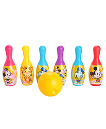 Magic Pitara Bowling Play Set - Multicolor