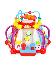 Webby Small World Activity Games Set - Multicolor