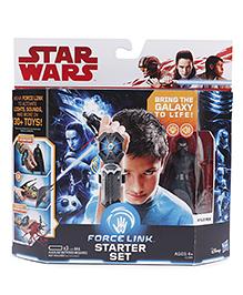 Star Wars Kylo Ren Force Link Starter Set - Blue