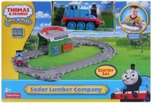 Thoms & Friends - Take-N-Play Sodor Lumber Playset