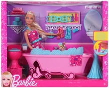Barbie Glam Bathroom