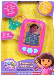 Dora - Dora And Friends Cell Phone