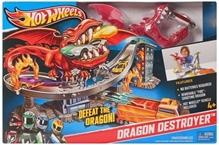 Hotwheels - Dragon Destroyer Play Set