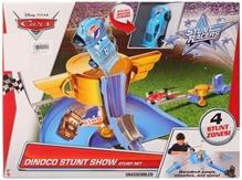 Disney Pixar Cars - Cars Stunt Racers Dinoco