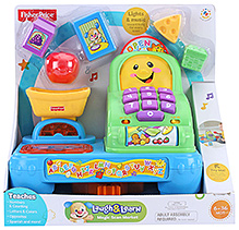 Fisher Price Laugh And Learn - Magic Scan Market