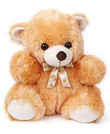 Dimpy Stuff Teddy Bear Soft Toy Brown - Height 33 Cm
