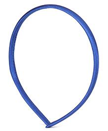 Babyhug Solid Colour Hair Band - Blue