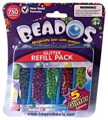 Beadows - Glitter Refill Pack