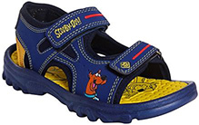 Scooby Doo - Colourful Sandal For Boys