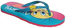 Tweety - Colourful Flip Flop