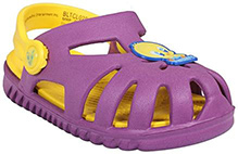 Baby Looney Tunes - Clog With Back Strap