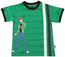 Ben 10 - Half Sleeves T-Shirt
