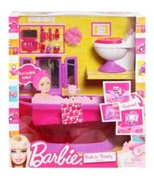 Barbie Bath to Beauty Bathroom