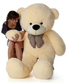 Skylofts Giant Teddy Bear Soft Toy Cream - Height 180 Cm