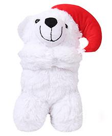 Benny & Bunny Teddy Bear Soft Toy White - 30 Cm