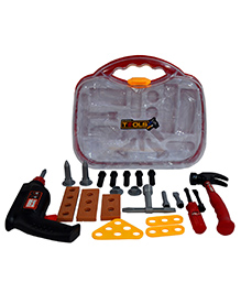 Planet Of Toys Tools Play Set - Multi Color