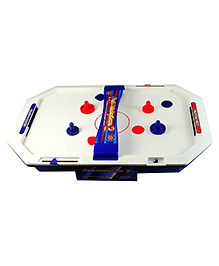 Planet Of Toys Crash Classic Air Hockey Indoor Game Set