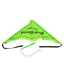Planet Of Toys Hand Paraglider Set Pack Of 12 - Multi Colour