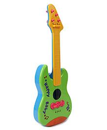 Sunny Happy Baby Musical Guitar - Green Yellow