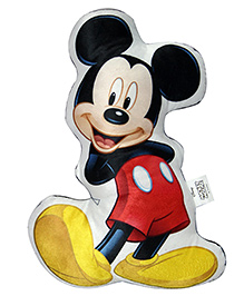 Disney Mickey Mouse Cushion - Red