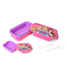 Disney Princess Insulated Lunch Box - Pink Purple