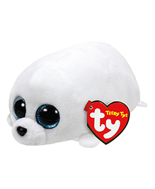 Jungly World Slippery Seal White - Height 10 Cm