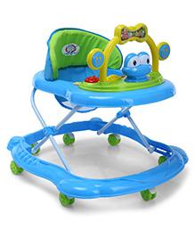 Baby Musical Walker - Blue & Green