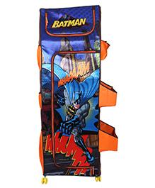 DC Comics Batman Folding Wardrobe With Wheels - Blue