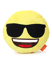 My Baby Excels Emoji Feeling Cool Cushion Yellow - 30 Cm - 1834475
