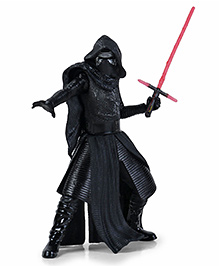 Star Wars The Black Series Kylo Ren Action Figure Black - 10 Cm